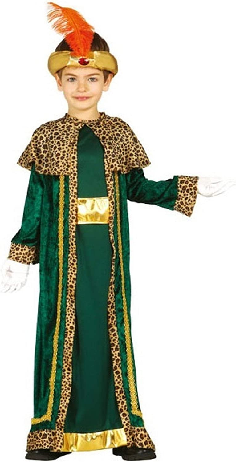 Kids King Wise Man Costume Nativity Girls Boys Childrens Christmas Fancy Dress
