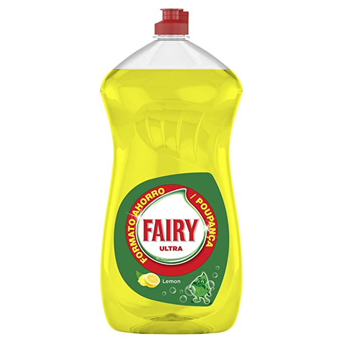 Fairy Limn - Lquido lavavajillas a mano, 1410 ml: Amazon.es: Salud ...