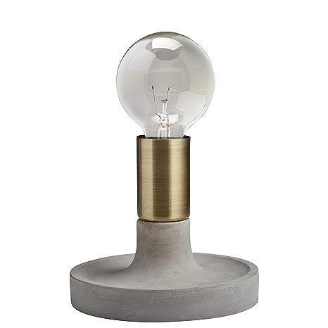 Amazon.com: Rivet AF43089 - Lámpara de mesa, 6.0 x 6.0 x 5.5 ...