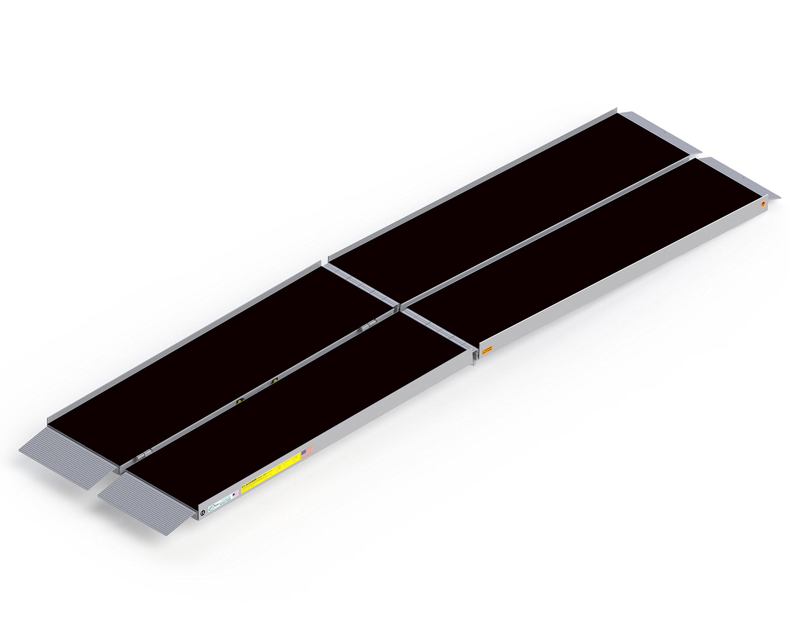 EZ-ACCESS SUITCASE Trifold AS Portable Ramp, 10' by EZ-Access