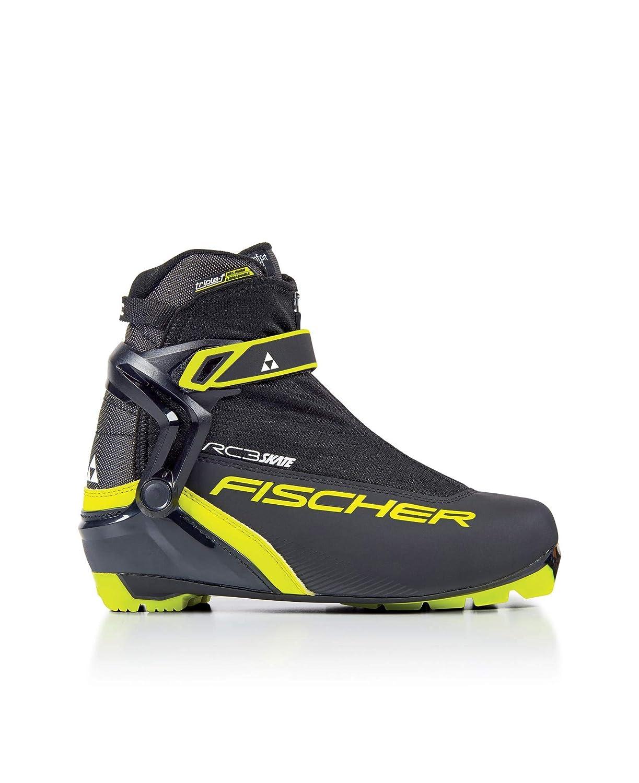 Fischer RC 3スケートXCスキーブーツメンズ