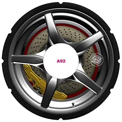 22 Protectores de radios para sillas de ruedas A-092 ...