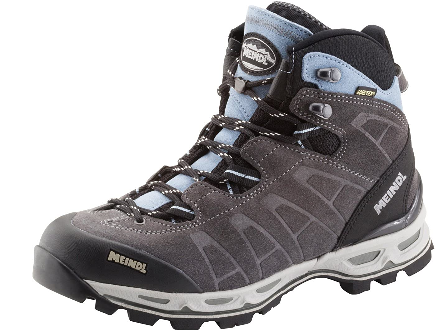 MEINDL Damen Air Revolution Lady Ultra Trekking-& Wanderstiefel,