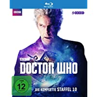 Doctor Who - Die komplette 10. Staffel [Blu-ray]