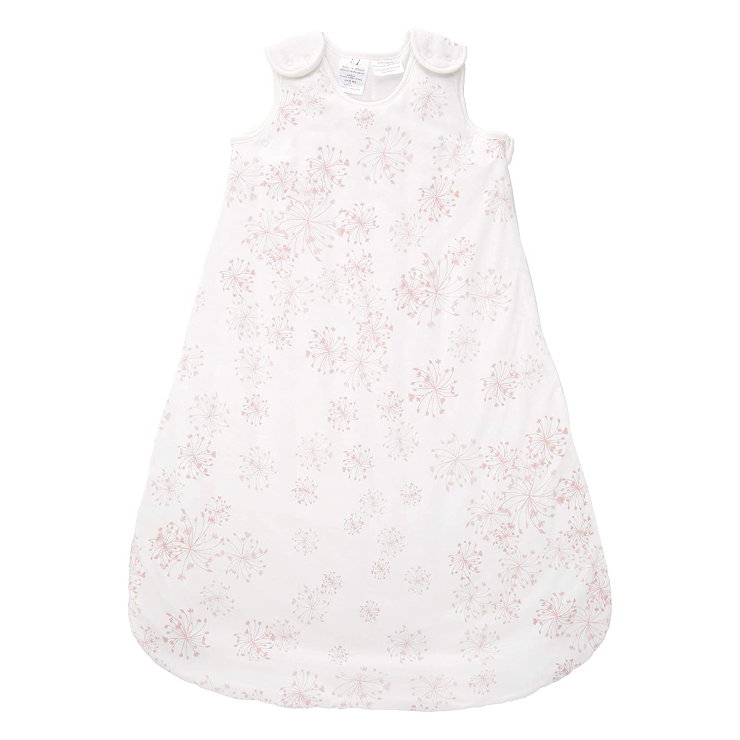 Amazon.com: aden + anais Winter Sleeping Bag - Lovely Reverie Dandelion - 6-18m: Baby