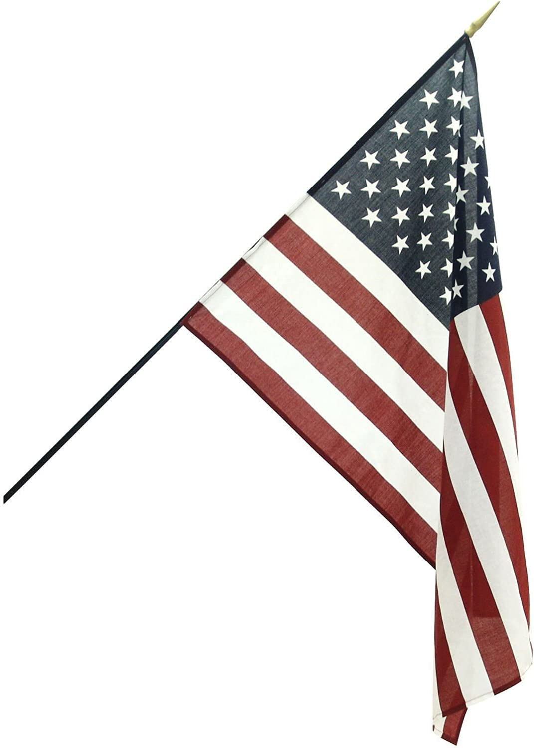 (12 Pack) Classroom Flag - 2ft x 3ft size American Flag for schools House Banner Double Stitched Fade Resistant Premium Quality
