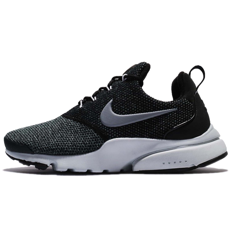 NIKE Presto Fly Womens Running Shoes B078N17CR6 8 B(M) US|Black/Cool Grey-pure Platinum