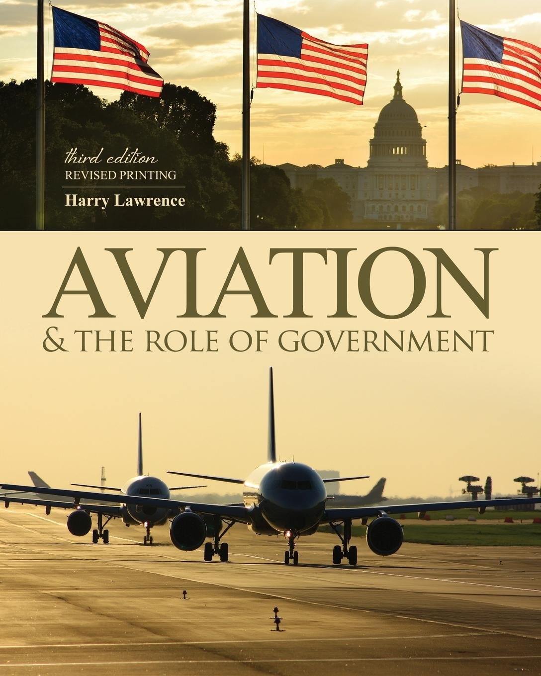 Aviation and the Role of Government by Kendall Hunt Publishing