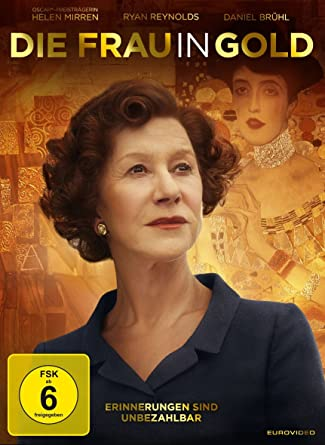Die Frau In Gold Amazonde Helen Mirren Ryan Reynolds