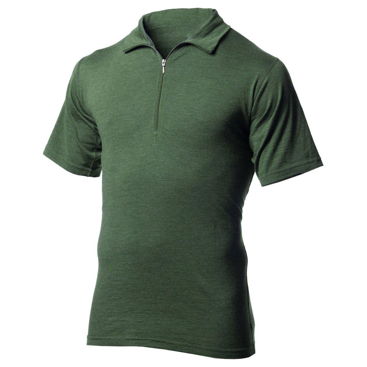 Minus33 Merino Wool Tarleton Lightweight Short Sleeve 1//4 Zip