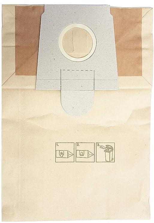 20 bolsas para aspiradora S 4016 de papel (1 microfiltro) de ...