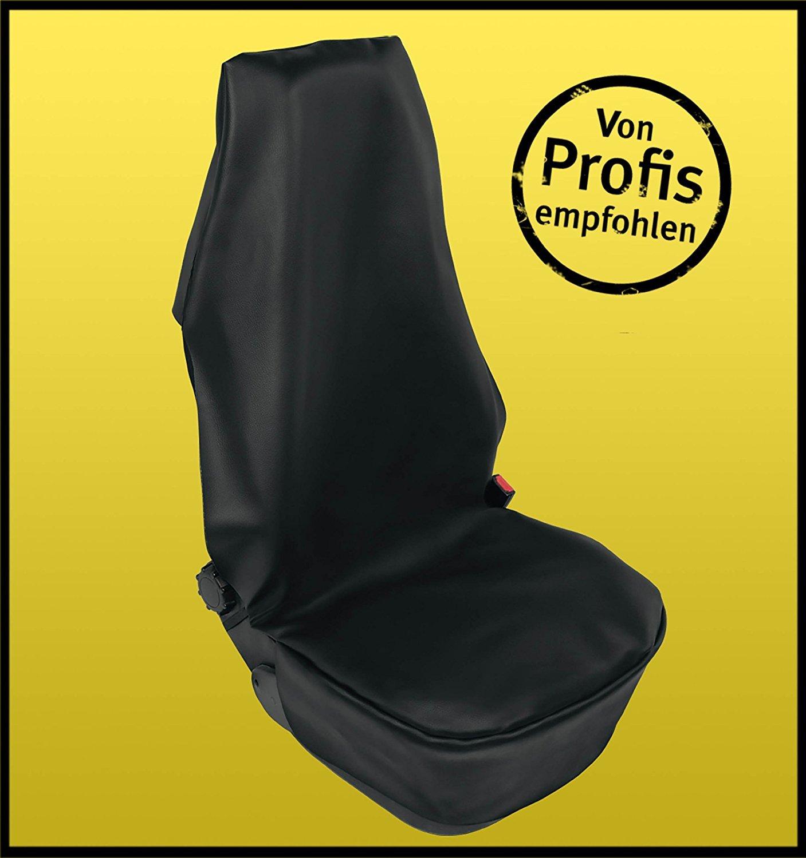 Funda Premium para asientos de coches - Fundas protectoras de alta calidad para los asientos de su coche - Fundas de cuero ecologico - Forros protectores para los asientos de su coche Glorytec