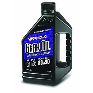 Maxima 43901 80W90 Premium Gear Oil
