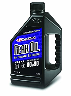 Maxima 80W90 Premium Gear Oil