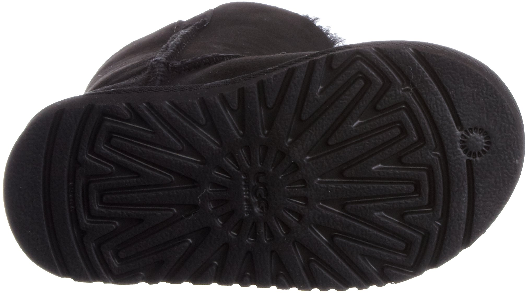 UGG Bailey Button Boot Kids, Black, 6 M US by UGG (Image #3)