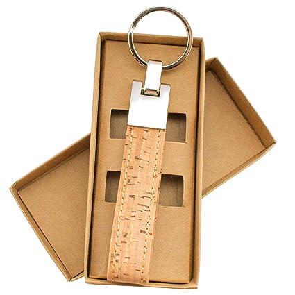 Gloweasy Eco Gifts - Llavero Respetuoso con el Medio ...