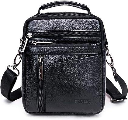 Mens//Unisex Zipper Canvas Crossbody Bag Solid Color Coffee//Army Green//Khaki//Fall /& Winter