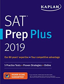 The official sat study guide 2018 edition official study guide for sat prep plus 2019 5 practice tests proven strategies online kaplan test fandeluxe Image collections
