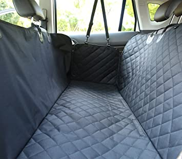 ELETIST Car Seat Cover II Dog Covers For Back Trunk SUV