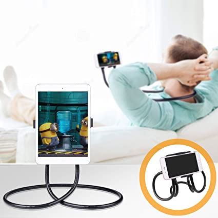 B Land Cell Phone Holder Tablet Holder Ipad Stand Universal Phone Stand Lazy Bracket Diy Free Rotating Gooseneck Mounts With Multiple Function