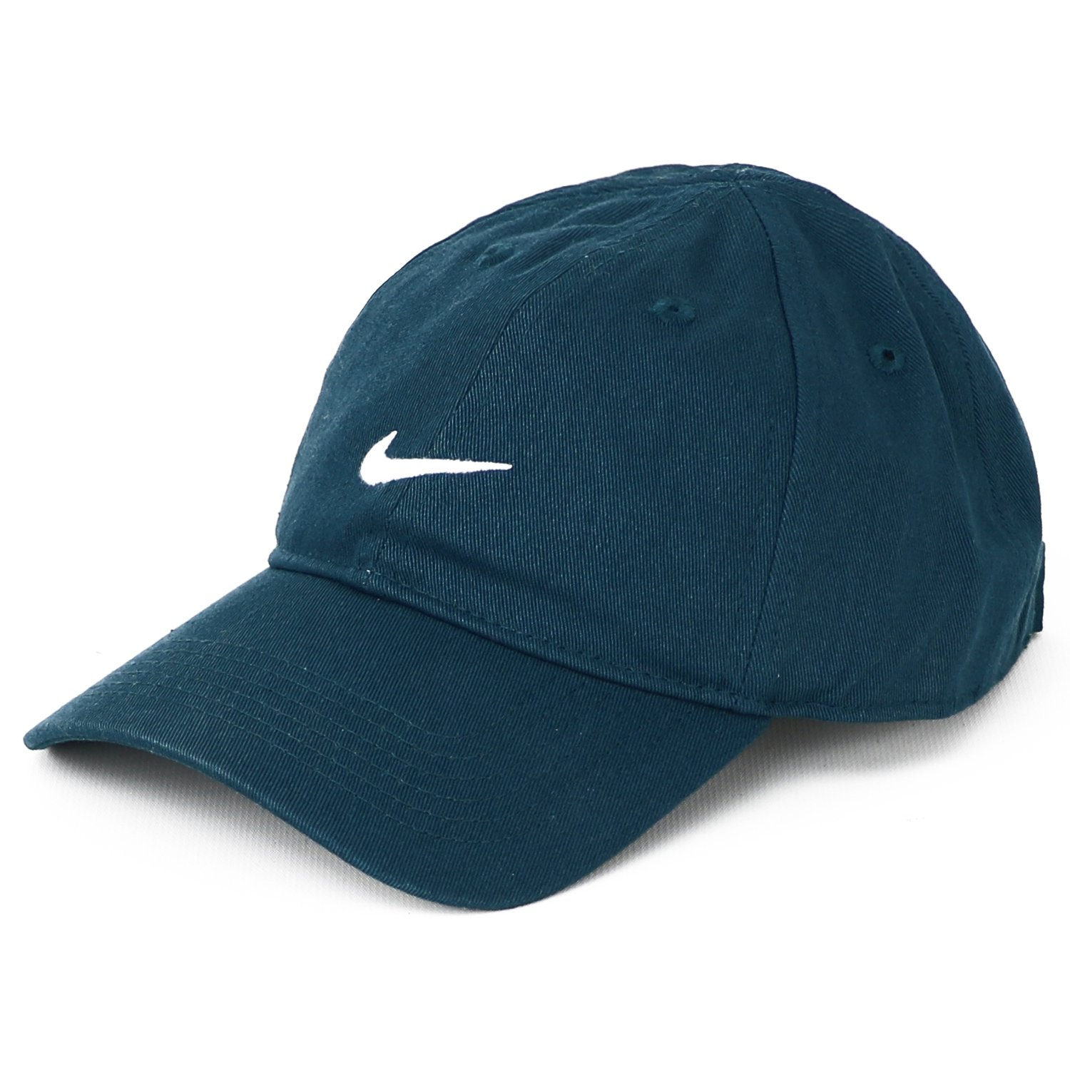 NIKE Boys' Baseball Cap (Toddler One Size) (2/4T, Space Blue)