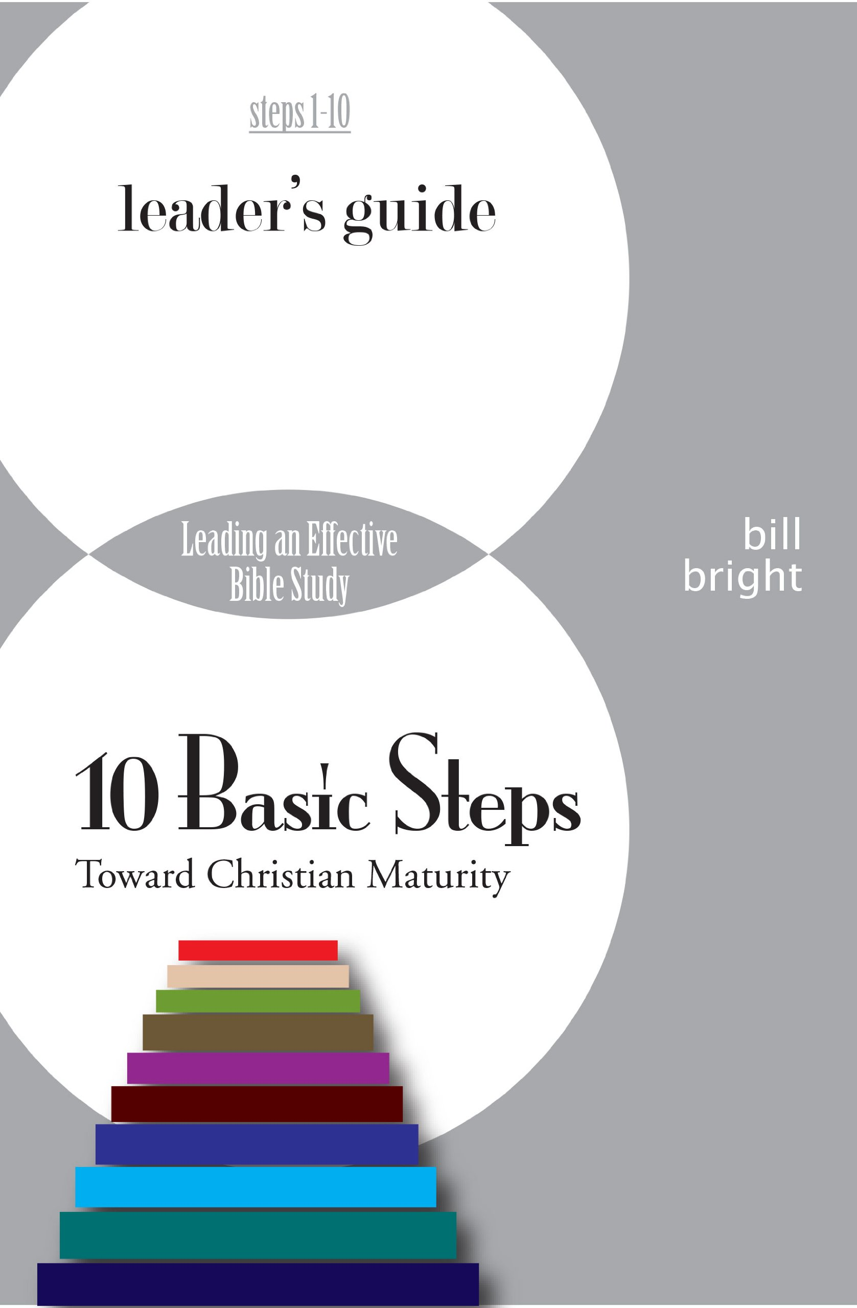 10 Basic Steps Toward Christian Maturity (Leader's Guide) (Ten Basic Steps Toward Christian Maturity) PDF