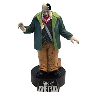 Factory Entertainment Shaun of The Dead Vinyl Zombie Premium Motion Statue: Factory Entertainment: Toys & Games