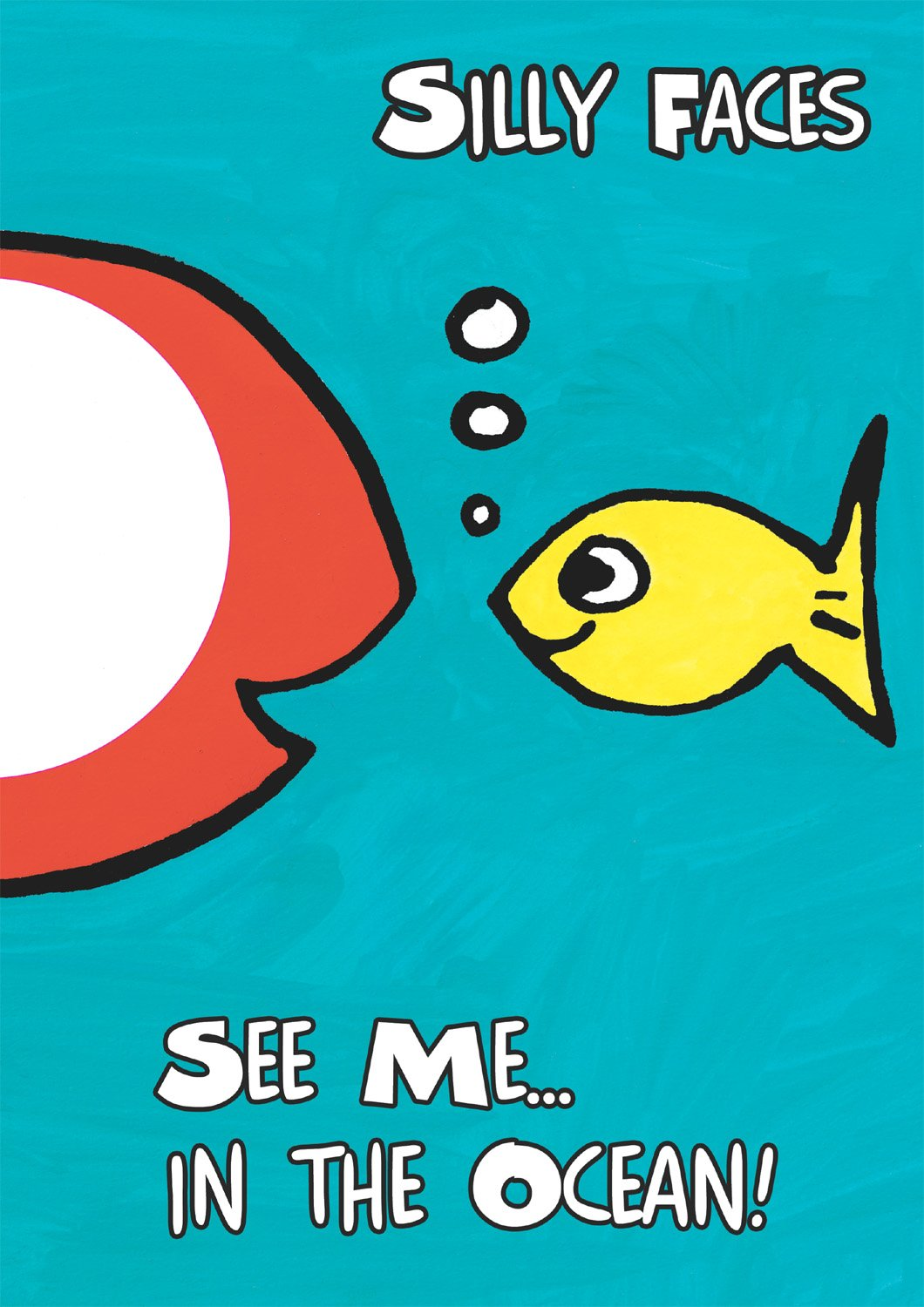 See Me... in the Ocean! (Silly Faces) ePub fb2 ebook