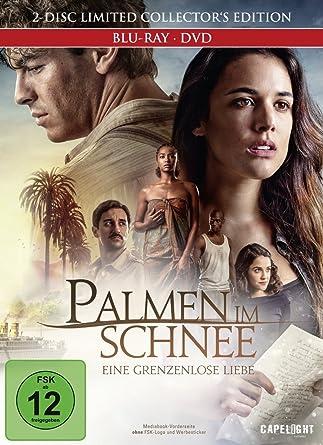 Palmen im Schnee - Eine grenzenlose Liebe [Blu-ray] [Limited Collectors Edition] [Alemania]