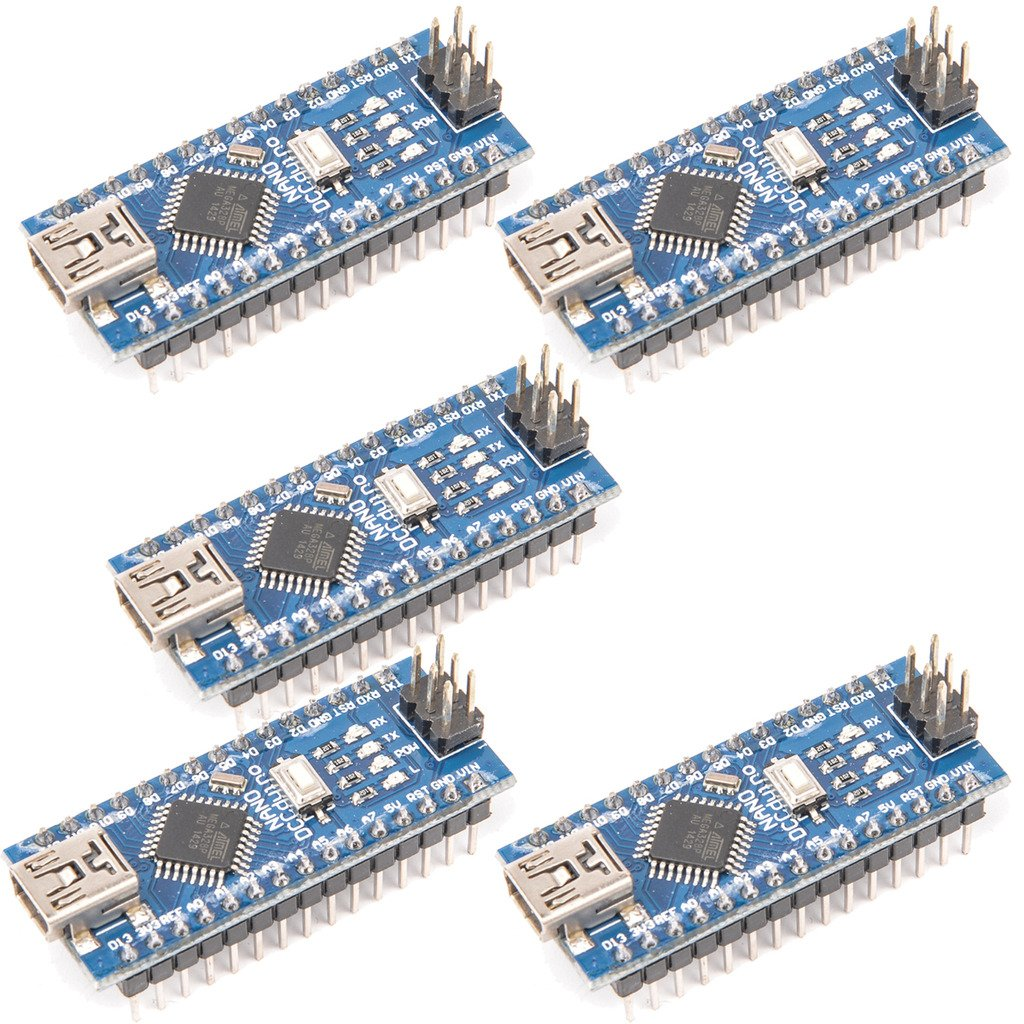 Longruner Mini Nano V3.0 ATmega328P 5V 16METER Micro Controller Board Module Arduino C.J. SHOP TS-CA-229_5