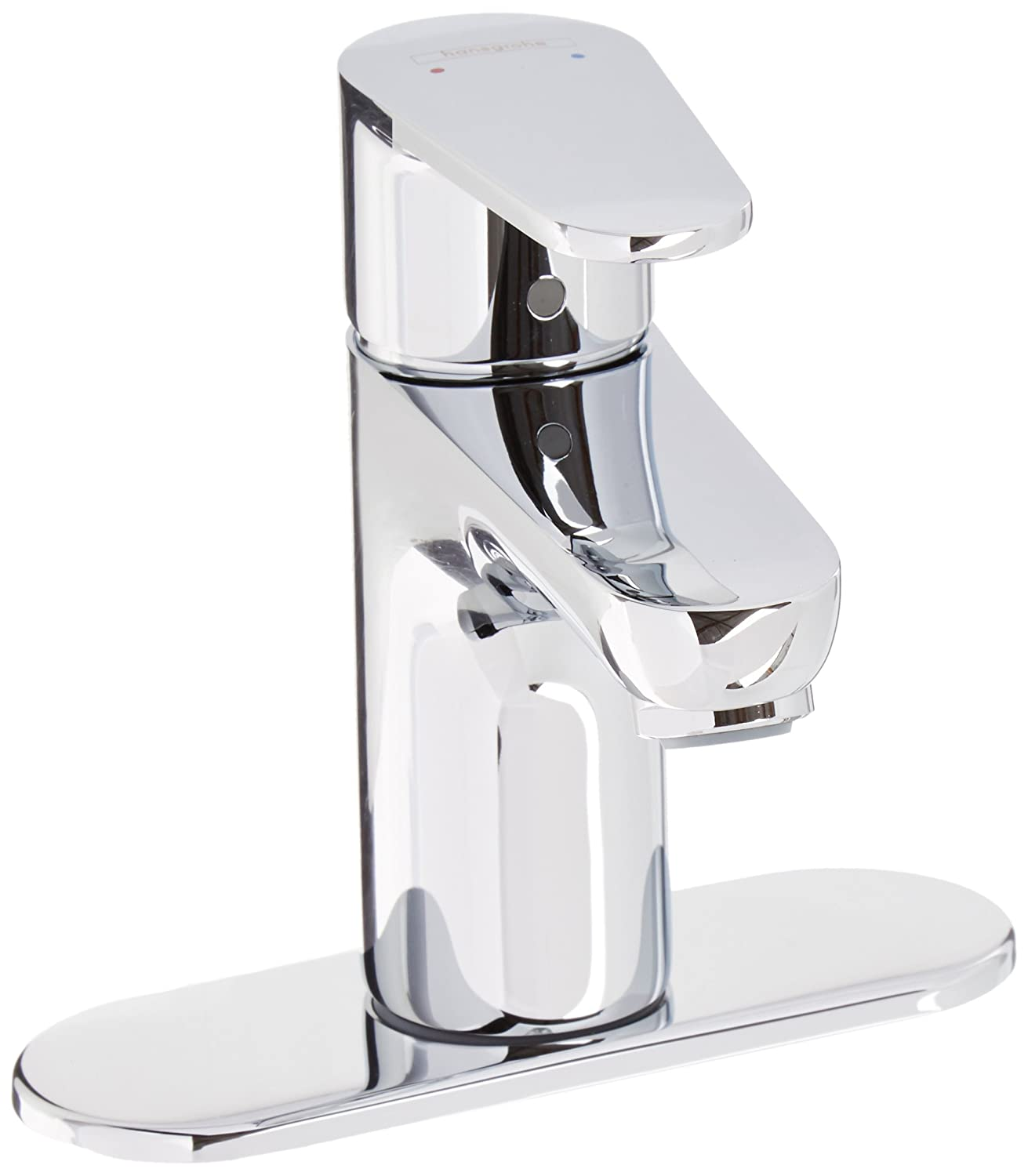 Häufig hansgrohe Talis E² Modern N/A-Handle -inch Tall Bathroom Sink WF33