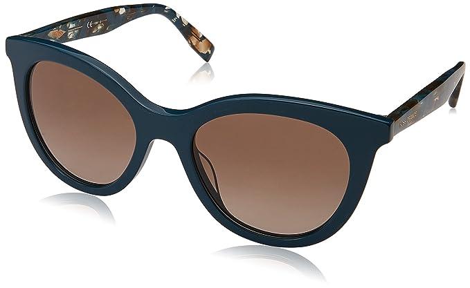 Boss Orange Damen Sonnenbrille » BO 0311/S«, blau, S9W/HA - blau/braun