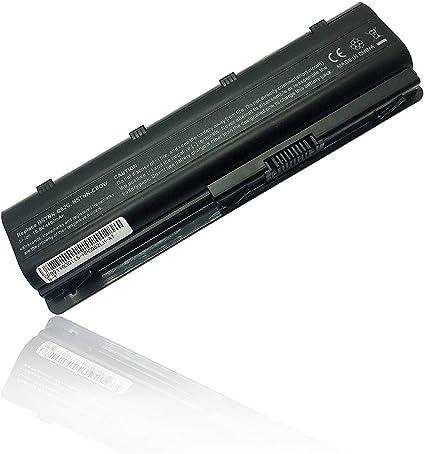 Batería para ordenador portátil HP 593553 - 001 593554: Amazon.es ...