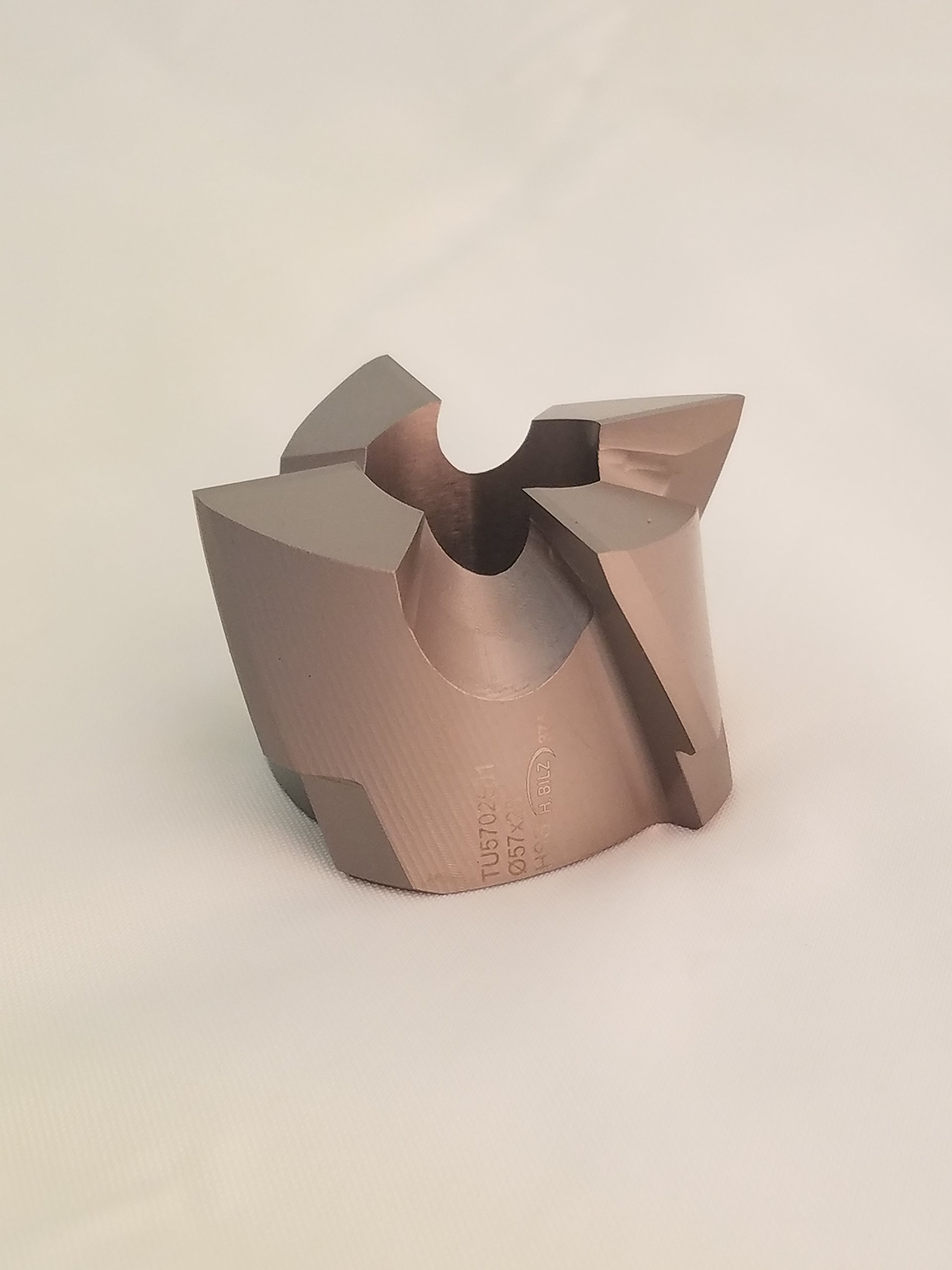 Hermann Bilz GmbH - Reverse Counterbore 4FL HSS D=76.0 x 30/50
