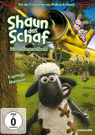Shaun Das Schaf Die Schlammschlacht Amazonde John Sparkes