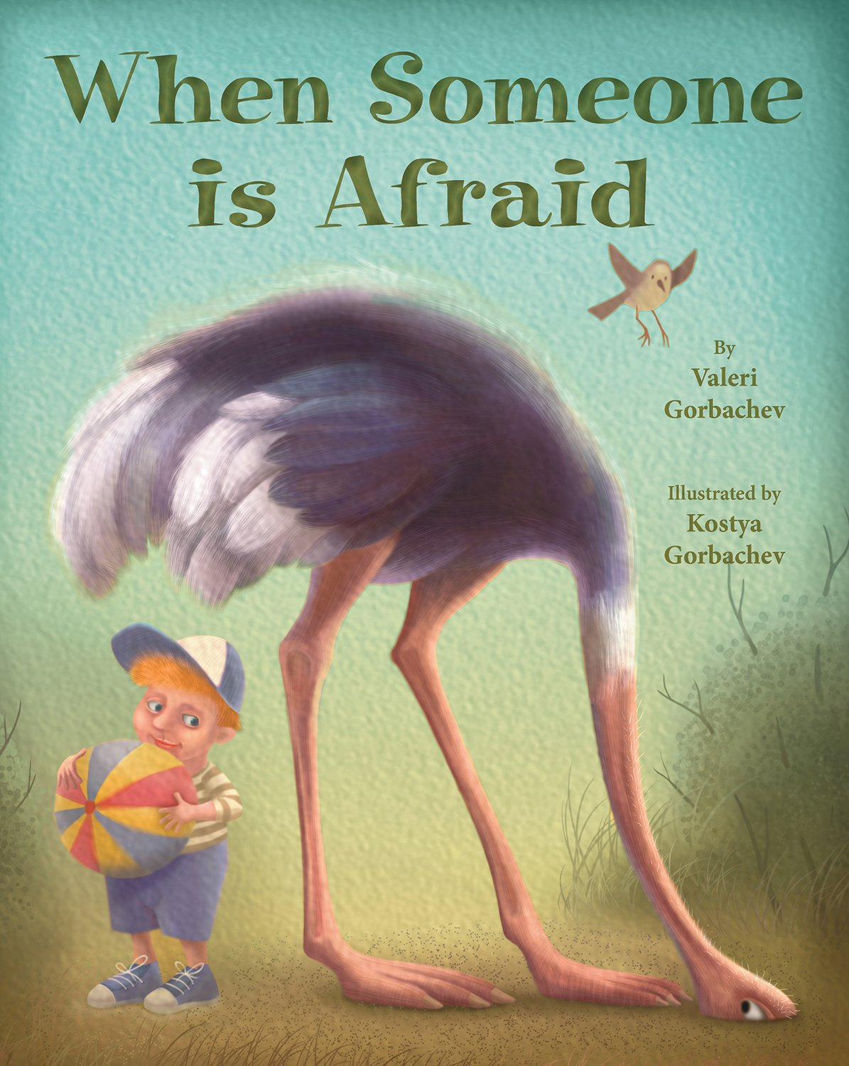 Download When Someone is Afraid (PB) pdf epub