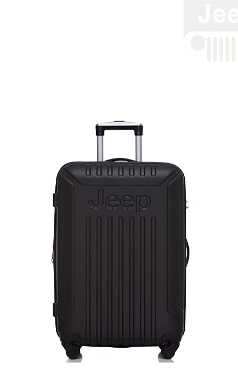 Jeep Luggage Missouri 2019 Hard Case Suitcase Travel Trolley Tourist Bag  with Spinner Wheels Luggage Sets b03413d424439