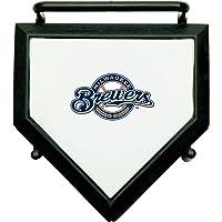 Schutt MLB Home Plate - Juego de portavasos (4 Unidades)