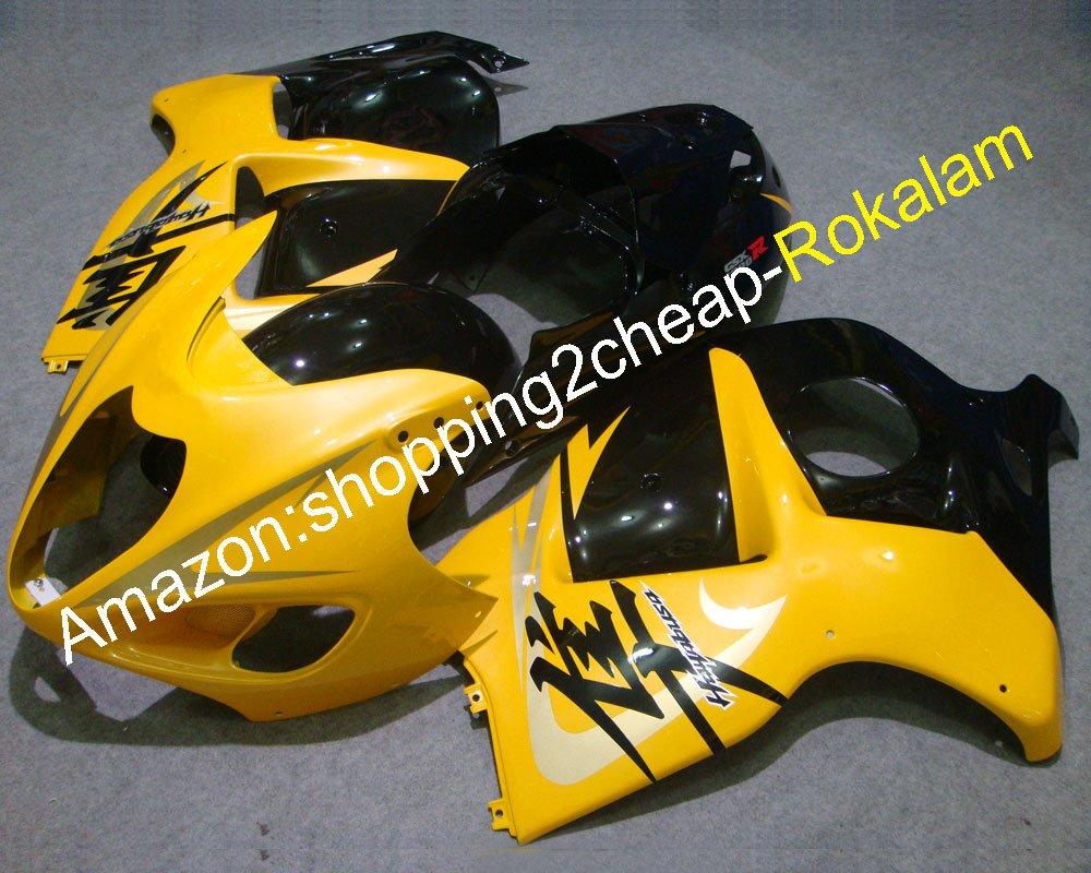ホットセールス、カスタマイズフェアリング ために スズキ GSXR フェアリング GSX-R 1300 1999-2007 GSXR1300 Hayabusa ABS カウリングキット (射出成形)   B07CBQ62NV