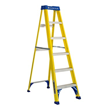 Louisville Ladder FS2006, 6-Feet/250lb