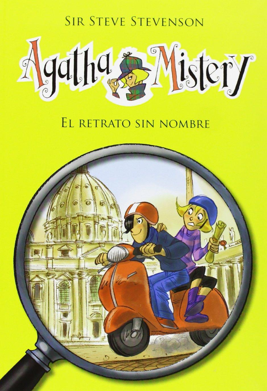 Agatha Mistery: El retrato sin nombre # 11 (Spanish Edition) (Spanish) Paperback – July 31, 2015