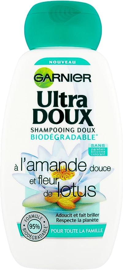 Champú Garnier Ultra Doux: Amazon.es: Belleza