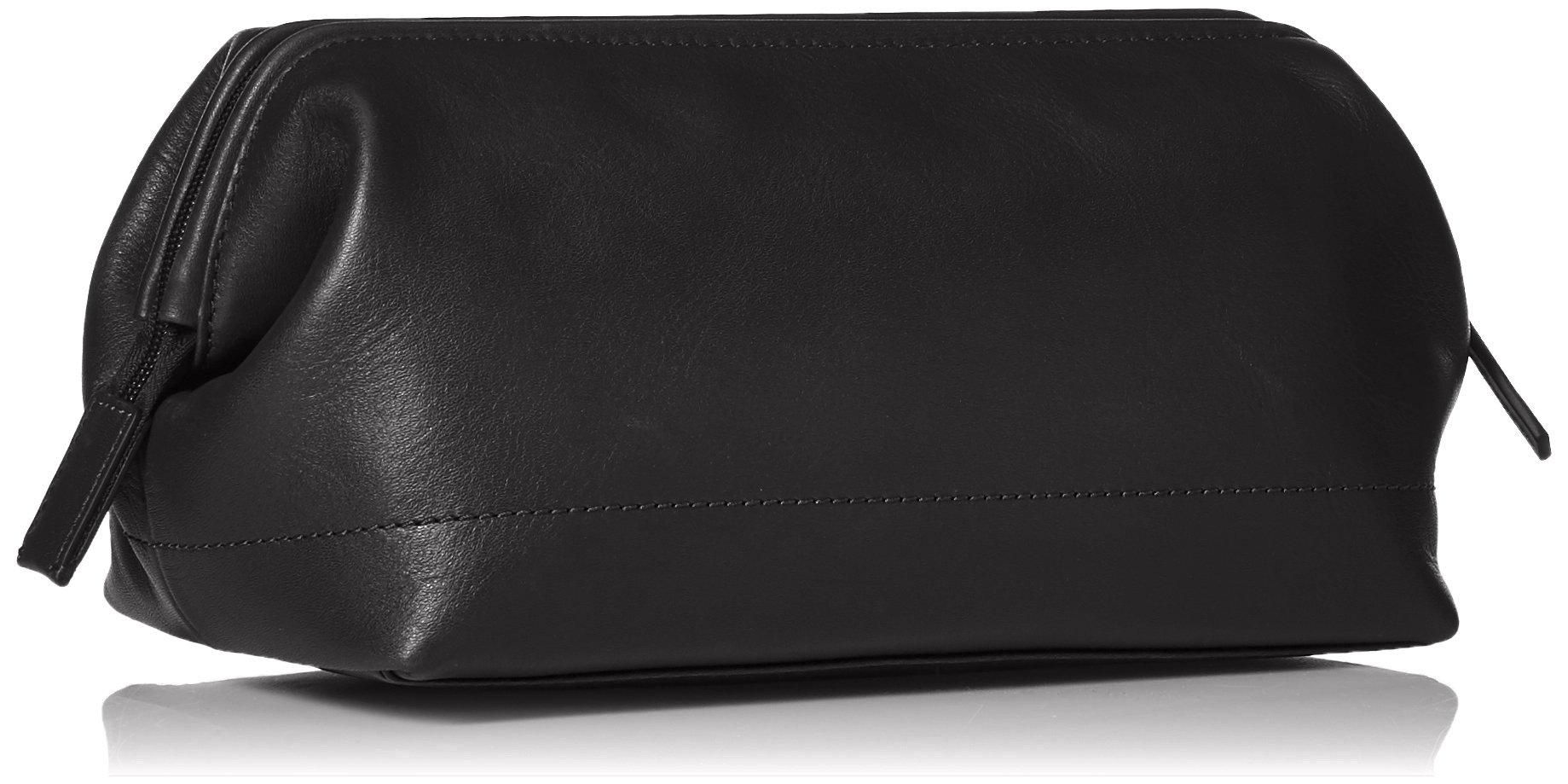 Fossil Men's Framed Shave Kit Black Accessory, -black, 10.3''L x 6''W x 5.5''H by Fossil (Image #2)