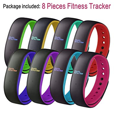 Smart Bracelet Mpow Smart Fitness Tracker Sports Pedometer