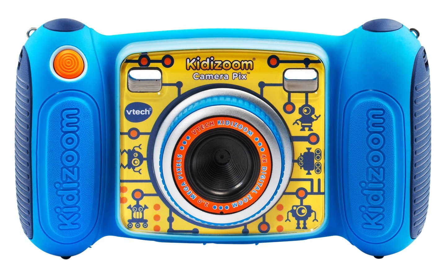 VTech Kidizoom Camera Pix, Pink (Frustration Free Packaging) 80-193651
