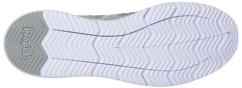 Propet Hannah Sneaker B073HGS7PP 7.5 W US|Light Grey