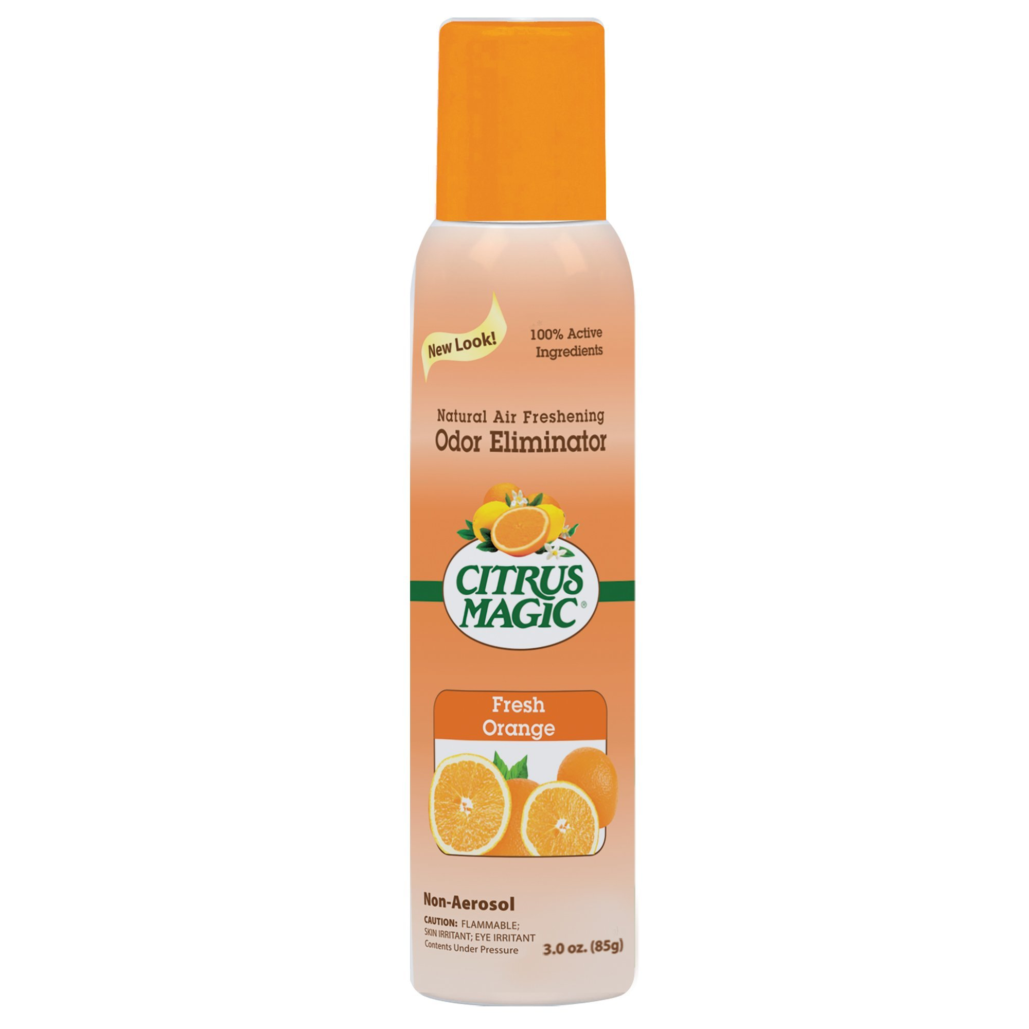 Citrus Magic Air Freshener Orange - 3.5 oz