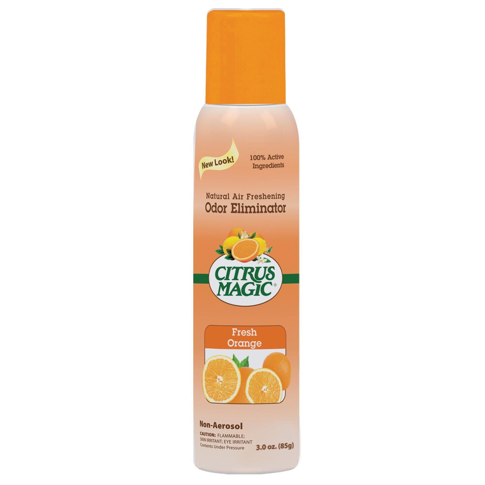 Citrus Magic Air Freshener Orange - 3.5 oz by Citrus Magic