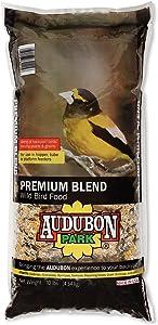 Audubon Park 12245 Premium Blend Wild Bird Food, 10-Pounds