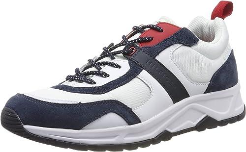Tommy Hilfiger Herren Fashion Mix Sneaker
